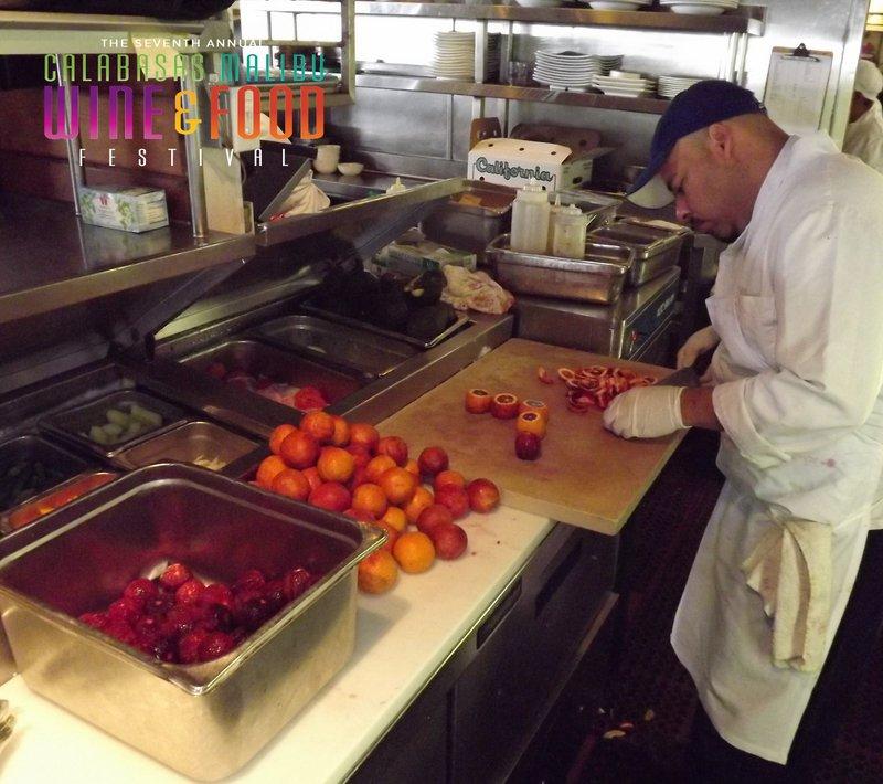 Gladstones Executive Chef Dean Grill At The Malibu