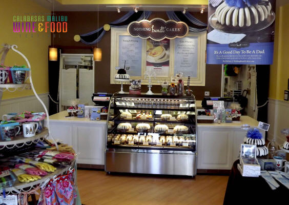 Nothing Bundt Cakes At The Malibu Calabasas Wine And Food